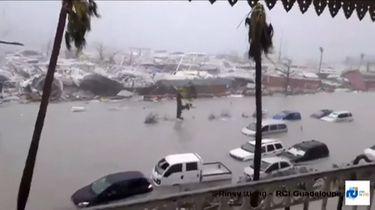 Zeker zes doden op Sint-Maarten na Irma