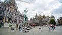 Foto van het centrum van Antwerpen