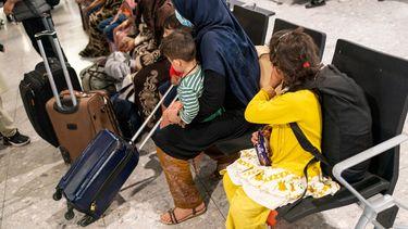 kaartjesactie, vluchtelingen, kabul, afghanistan, taliban