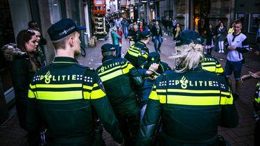 Amsterdam wil 4,3 miljoen extra voor antiterreur.  / ANP