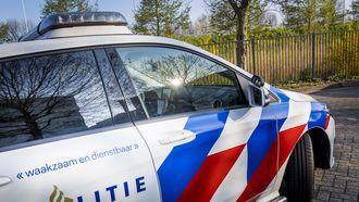 Een foto van een politie-auto ter illustartie van het verhaal over drugs.