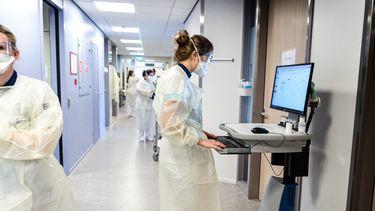 coronapatiënten, ziekenhuizen, coronagevallen, positieve test