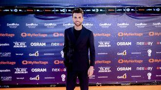 Eurovisiesongfestival van start met oranje loper