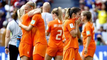 Oranjeleeuwinnen verliezen finale WK met 2-0
