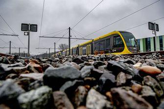 Trams gaan weer op normale tijden rijden