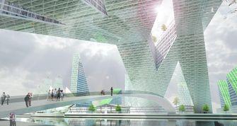 De Olympische brug