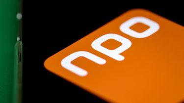 Op deze foto zie je het logo van de NPO