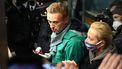 Navalni opgepakt