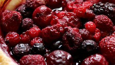 Het makkelijkste bladerdeeg-fruittaartje ooit