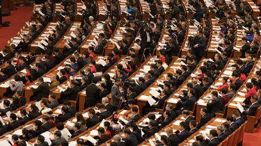 China stelt parlementszitting uit vanwege coronavirus