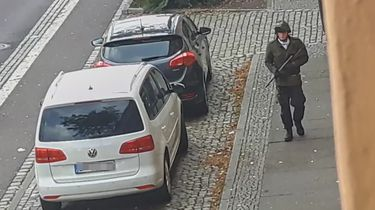 Aanslagpleger Halle is vermoedelijk rechtsextremist