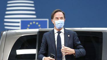 rutte, hongarije, europese unie, eu-top