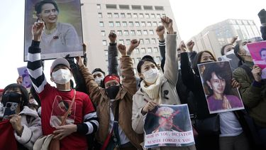 Gevreesde coup werkelijkheid in Myanmar, wat is er gebeurd?