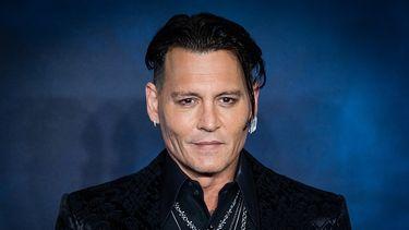 foto van Johnny Depp