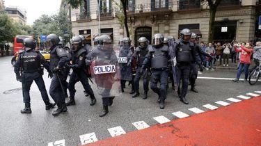 Aantal gewonden Catalonië loopt op tot 844