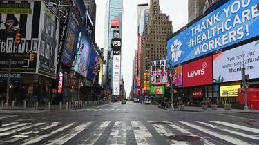 Meer besmettingen in New York dan in Italië en Spanje