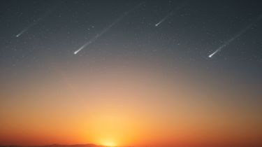 Voorspelde sterrenregen slecht te zien