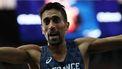 Morhad Amdouni, waterflesjes, marathon, Tokio, marathonloper