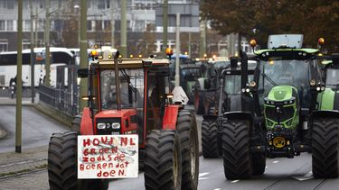Farmers Defence Force: 'Een brief aan de koning'