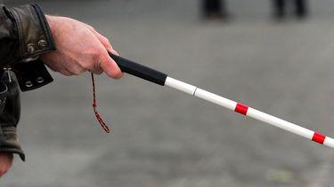 Blinden vragen hulp bij afstand bewaren