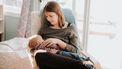 Vrouwen geven langer borstvoeding tijdens de coronacrisis