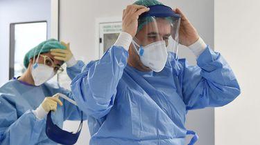 Bijna duizend coronapatiënten op intensive care