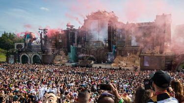 tomorrowland, festival, belgie