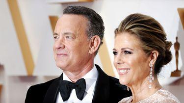 Tom Hanks en zijn vrouw besmet met coronavirus