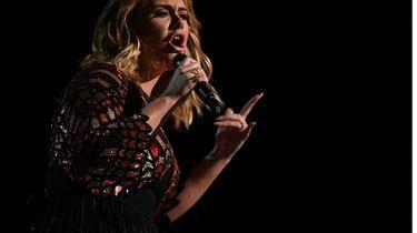 Hello again! Adele komt met een nieuw album. Foto: ANP