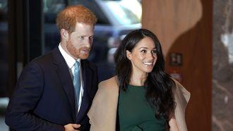 naam, baby, Meghan Markle, prins Harry, lilibet diana