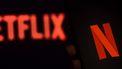 Op dit beeld zie het Netflix logo