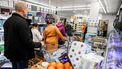 Geen paniek: 'Zaterdag zijn de supermarkten weer gevuld'
