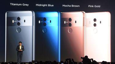 Huawei dist Samsung en Apple in nieuwe commercials