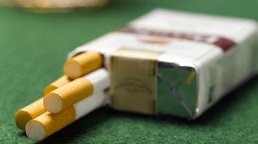 een pakje sigaretten