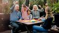 Bordspellen zijn bij gezinnen erg populair tijdens deze 'coronakerst'