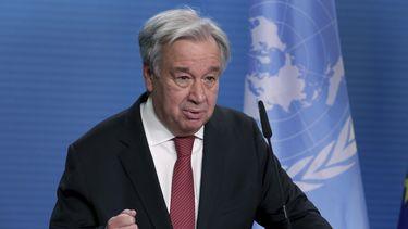 VN chef António Guterres
