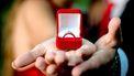 Vrouw trouwt met man die haar beschermde tijdens schietpartij