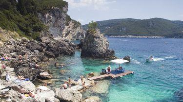 foto van Corfu