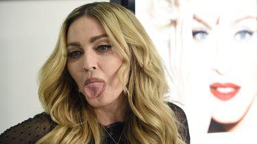 Foto van Madonna