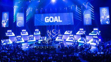 Nederlanders gaan voor wereldtitel voetbalgame