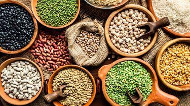 Van proteïnen uit planten leef je langer.