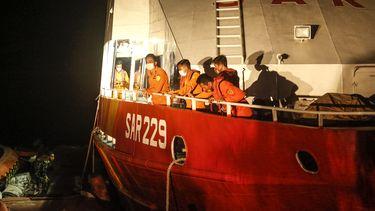 Onderzeeër, Indonesië, zoektocht