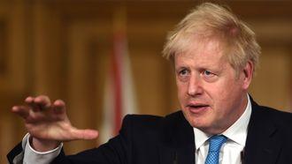 Britten Boris Johnson coronasneltest en coronapastpoort