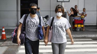 WHO: aantal besmettingen coronavirus stabiliseert