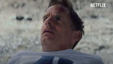 Frank de Boer schittert in de teaser van Netflix-hit Ferry
