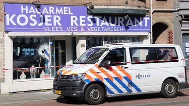 Joods restaurant opnieuw vernield, 'grimmige reminder antisemitisme'