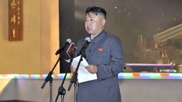 Noord-Korea lanceert twee projectielen