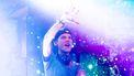 DJ Avicii op tijdens een van zijn optredens