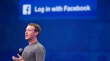 Zuckerberg: paar jaar nodig voor problemen Facebook. / AFP