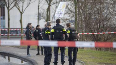 Politie vindt gestolen uniformen en explosieven. / ANP